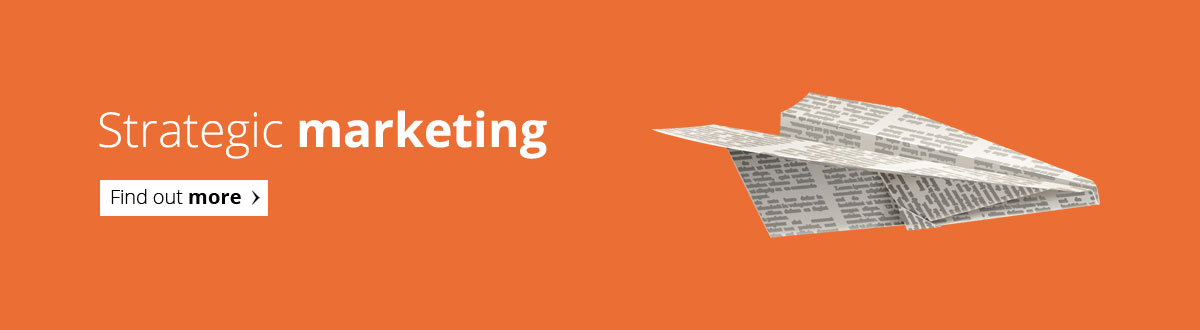 Strategic Marketing - Find out more
