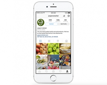Instagram's new business profiles and tools