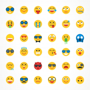 Keep smiling – the history of the emoji