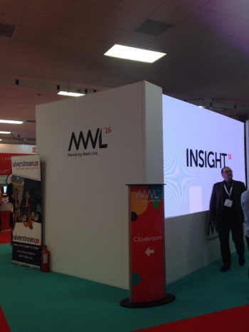 Marketing Week Live 2016 #MWL16